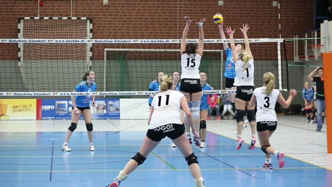 Volleyball Sv Bad Laer Schlägt Tabellenführer Marmagen Nettersheim Youtube - Bad Laer