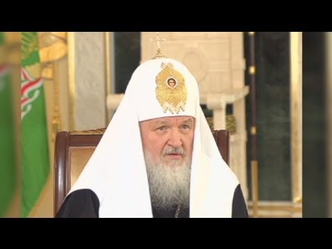 Russian church head calls for dialogue after protests