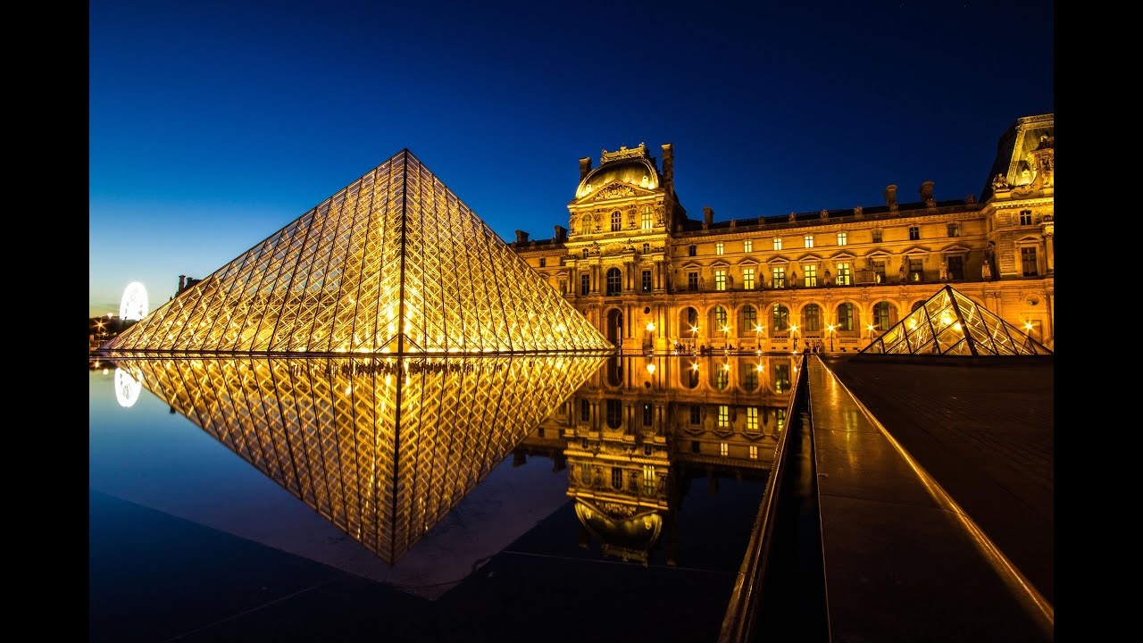 O Museu Do Louvre Arte E Hist 211 Ria Youtube