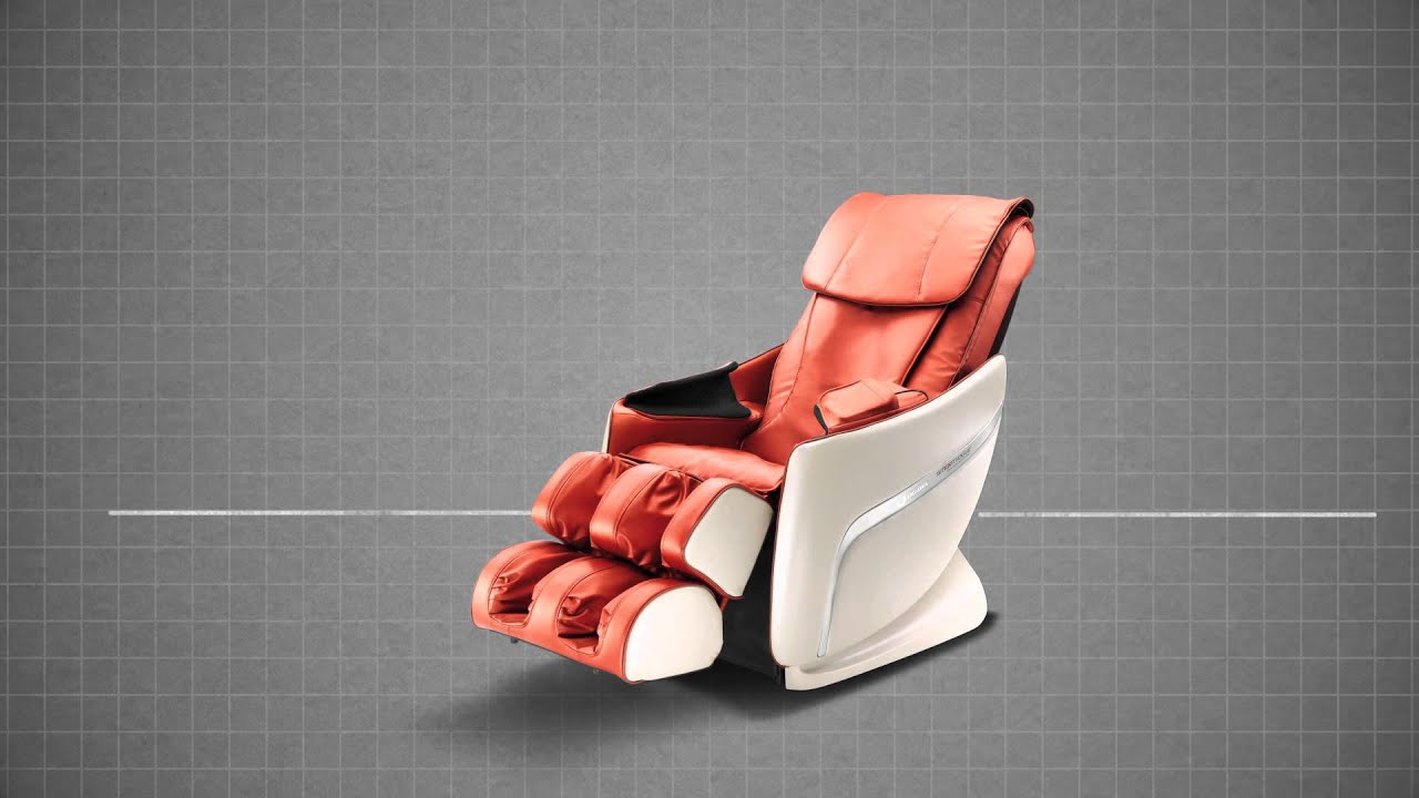 OGAWA SMART VOGUE The Urban Matrix Massage Chair
