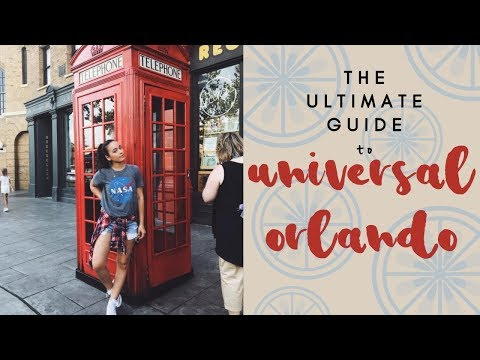 The Ultimate Universal Orlando Guide!! (Tips, Best Rides, Foods, etc.) | lifeasasailor
