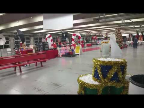 Gift of Lights at Texas Motor Speedway 2016