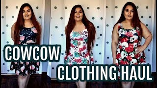 Hello, lovelies! WHAT I BOUGHT CowCow dresses https://www.amazon.co...