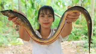 Yummy cooking Eel recipe - Cooking skill