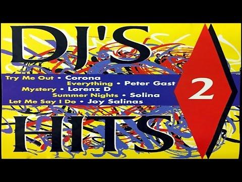 DJ's Hits 2 (1995)(Spotlight Records)(CD Completo)