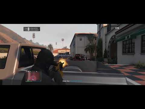 Archive | GTAV | Nice Kills In ShootOut