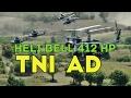 Sebelum Heli Bell 412 TNI AD Terbang, Pre Ceck wajib dilakukan