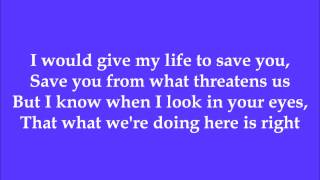 Free The People (Dance Moms) - Lyrics