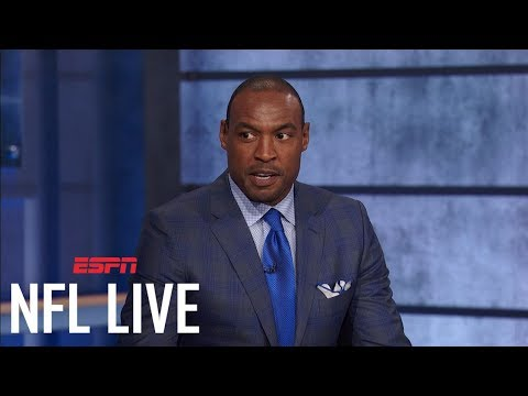 Darren Woodson says the Giants have been the most unlucky team in the NFL | NFL Live | ESPN