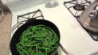 Recipe For Garlic Green Beans (quick And Easy)