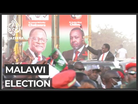 Malawi set for landmark presidential rerun