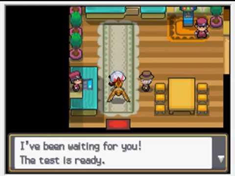 Pokemon Soul Silver Walkthrough Bonus #03: Safari Zone, Second Test