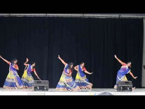 Indo American Fair 2017 | NJ | Rhythm Dancers | Bollywood Dance