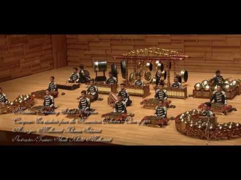 Meridian Secondary School - Impian   SYF 2017   Gamelan Ensemble