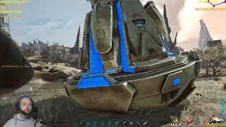 Ark Extinction - Solo Defense Orbital Supply Drop