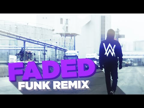Alan Walker - Faded (SrSider Funk Remix)
