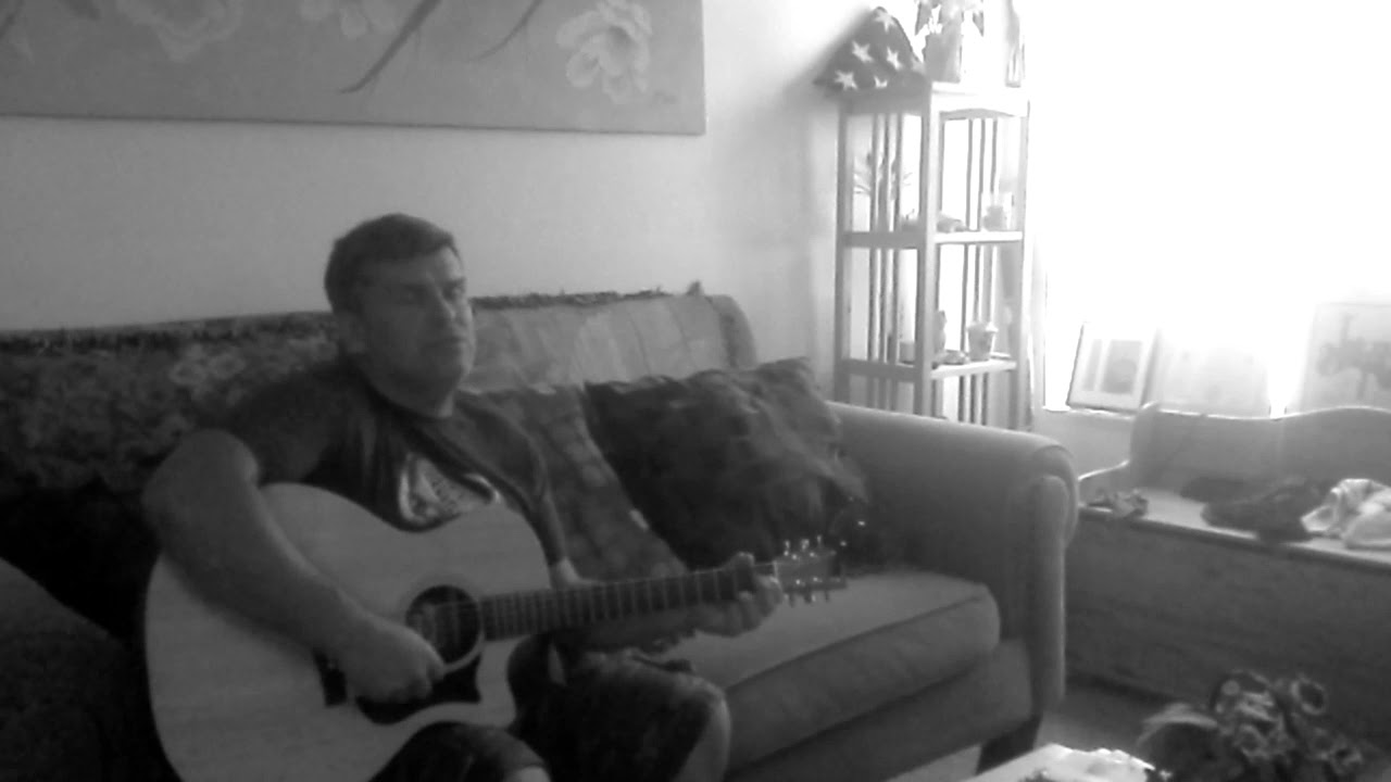 Go Rest High On That Mountain ~ Live Acoustic Guitar by Florida Maquis