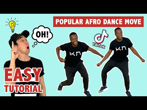 GWARA GWARA DANCE (EASY TUTORIAL)