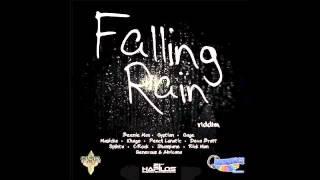 Pencil Lunatic - Shot Her A Text - Falling Rain Riddim - August 2015