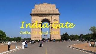 The India Gate, Delhi