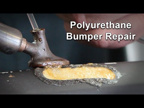 Polyurethane Bumper Repair