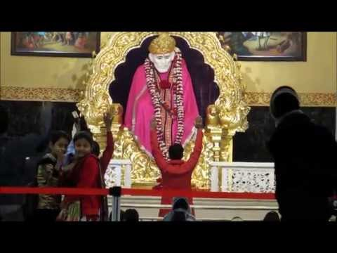 SHIRDI SAI BABA MANDIR AT SODEPUR, KOLKATA, PART II