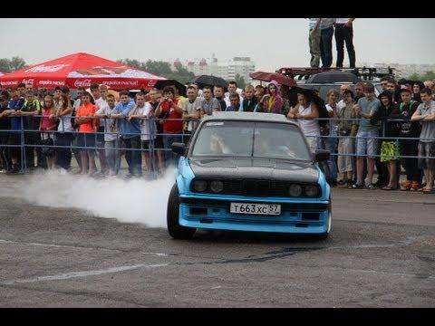 BMW E30 Coupe Drift