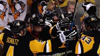 Pittsburgh Penguins vs. Nashville Predators Game 1 Opening Montage