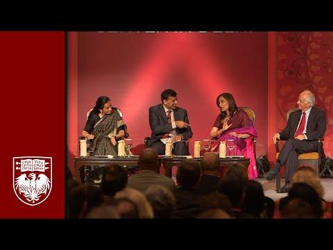 UChicago Center in Delhi Presidential Forum