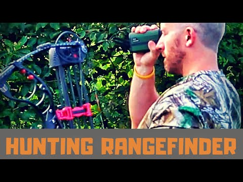 Wosports Rangefinder Review - Bow Hunting Must Haves!!
