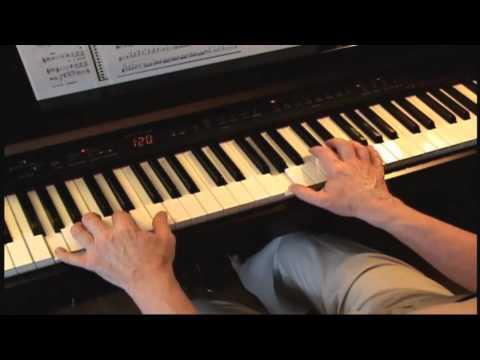 Murder She Wrote - Theme  ♫ Piano