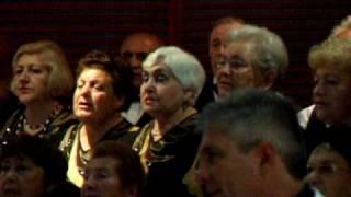 День Победы на иврите и русском (для НТВ)