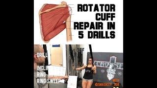 Rotator Cuff Rehab with Ashley | SmashweRx | Trevor Bachmeyer