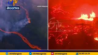 Hawaii Volcano Eruption  | Houses Destroyed by Kilauea Rises