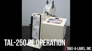 TAL-250 Photo Eye