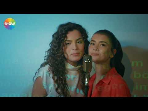 Gülümse Yeter 16.Bölüm  Gül ve Yasemin karaoke yapıyor!