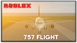 Roblox | airBritain 757 Flight (working)