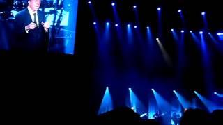 JULIO IGLESIAS -  MAMMY BLUE - MOSCOW - 14/03/2013 -