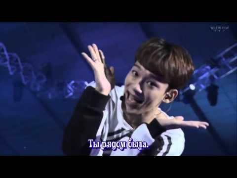 EXO   Peter Pan live