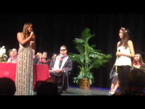 Brianna's Graduation Ceremony - American Renaissance Academy