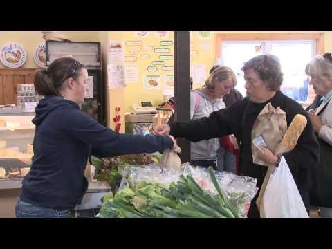 Charlottetown Farmer's Market - Prince Edward Island, Canada