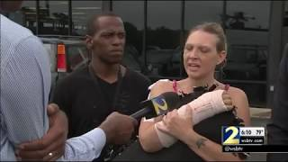 Woman claims Hall County police shot her 8 times in case of mistaken identity