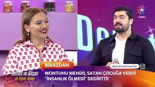 Pərviz Qasımov — Star TV   Demet ve Alişan ile Sabah Sabah