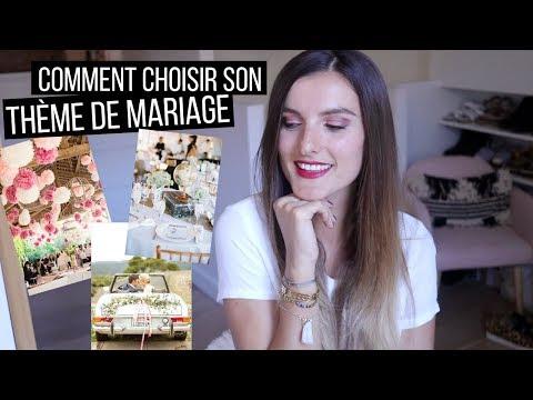 Comment choisir le thème de son mariage ? Conseils | tribulationsdanais