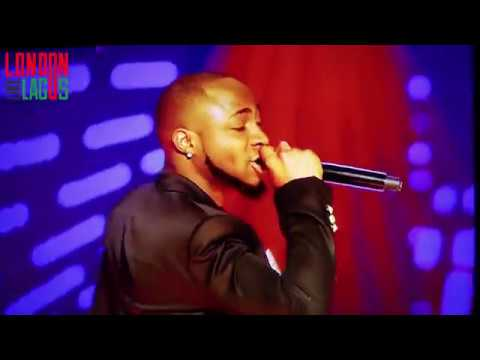 DAVIDO Wins Best African Act | Mobo 2017 Award | Acceptance Speech