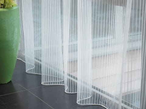 Como hacer visillos youtube - Formas de cortinas ...