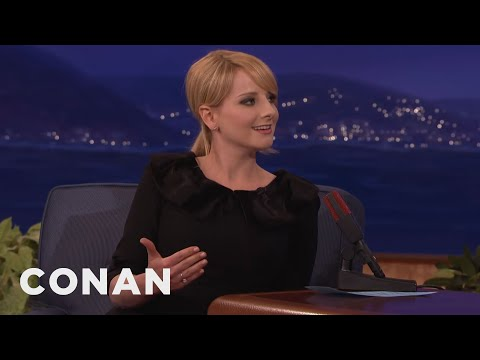 Melissa Rauch On Her Very Jersey Parents   CONAN on TBS