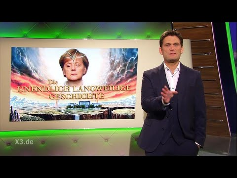 Christian Ehring: Die unendlich langweilige Geschichte | extra 3 | NDR