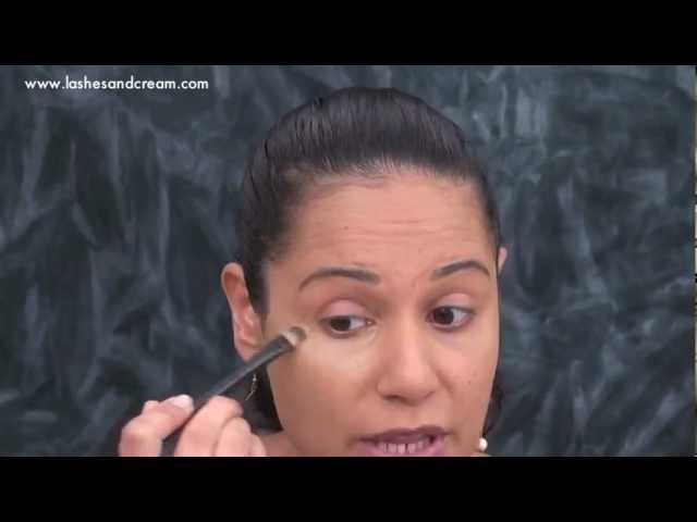 Product review: Kryolan Cake make up Travel Video