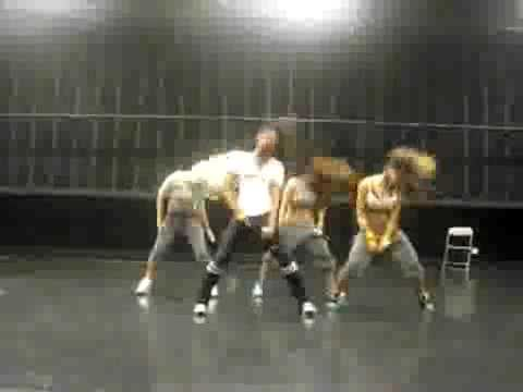 Girlicious - Rehearsing Like Me Breakdance Routine (HQ)